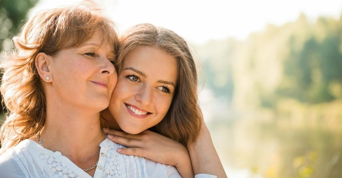 Мама и замужество любимой дочки
